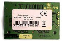 Модуль кодеков KIRK 6000