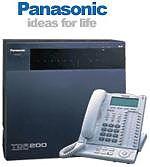 IP-АТС Panasonic серии KX-TDA