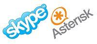 Skype для Asterisk