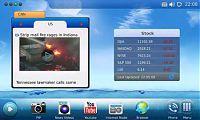 Grandstream GXV-3175  - Основной экран