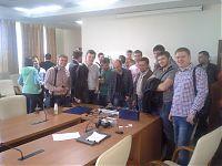 Участники конференции интересуются новым TrixBox 304