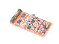 2х канальный модуль FXO для установки в телефонную плату KTS TDM 1600 pci